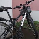 ハマーの自転車