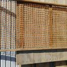 干し芋を乾燥する網台(せいろ)
