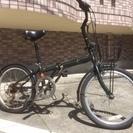20インチ 折りたたみ自転車 AMADEUS アマデウス ダークグ...