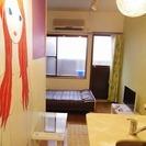 東京 高田馬場にある、ワンルーム感覚で生活できるシェアハウス。個性...