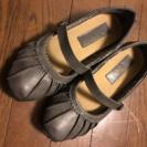 person'sグレー靴✨