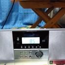 コイズミ製 CDラジオ