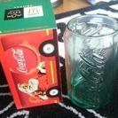 コカ·コーラ グラス グリーン