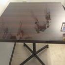 【只今ご商談中】【中古】ハストネット カフェテーブル(60×60c...