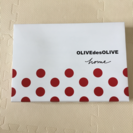 OLIVEdeOLIVE homeのタオルセットをお譲りします。