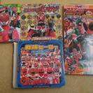 【取引中】仮面ライダー、ゴーバスターズ、戦隊ヒーローの本