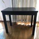 【引取り限定】IKEA伸張式テーブル【BJURSTA】ビュースタ