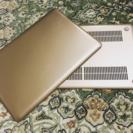 MacBook 15インチ カバーピンクゴールド