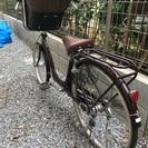 子供のせ自転車