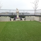 新品 人工芝 1m✖️2.3m位