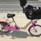 新車☆半額以下!子供乗せ自転車 ママフレツイン203 2017年モデル
