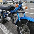 SUZUKI バンバン90 RV90 レア
