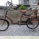 程度良好!子供乗せ自転車