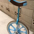 ブリジストン一輪車 20インチ ブルー