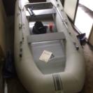 インフレータブルボート(中古