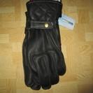 山羊革 ライダーグローブ ブラック Lサイズ  新品