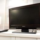2009年製 SONY 19インチ液晶テレビ LC032814