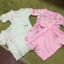 肌着 新生児 女の子 4枚 セット スイートガール