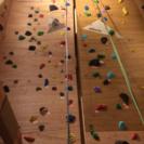 ロープクライミング体験