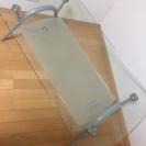 ガラステーブル(最終値下げ)