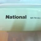 National冷蔵庫2007年 タダで譲ります4/29 12時引取可能な方 - 福岡市