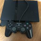 PS2本体とパチパラ13.14のセット攻略本付き