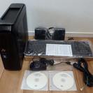 コンパクト デスクトップ PC Gateway SX2370-A2...
