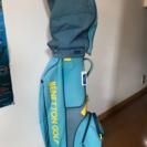 【値下実施】中古のゴルフバッグ(ベネトン)