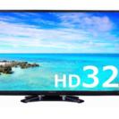 液晶テレビ32型オリオン