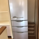 357Lの大型冷凍冷蔵庫をお得にお譲りします!! 【SANYO サ...