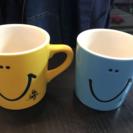 新品ペアマグカップ