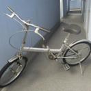 【まとめて購入でお安く】折りたたみ自転車&空気入れ