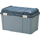 ワイドストッカー(屋外用収納ボックス) WY-780 グリーン/グ...
