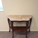 ヨーロピアン調テーブル、極上品