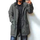 Allix Design Wear モッズ(M-51)風 ミリタリ...