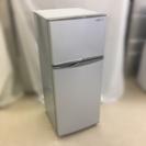 冷蔵庫  2013年製  SHARP  SJ-H12W-S  2ドア