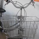 ママチャリ ギア カゴ 荷台 自転車
