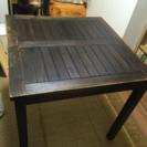 ◆天然木◆無垢材◆バリ製ダイニングテーブル