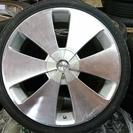 タイヤ・ホイールSET 235/35/R19 DAD ギャルソン