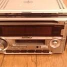 ケンウッド カーオーディオ DPX-044 FM/AM/CD/カセ...