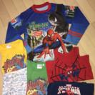 【スパイダーマン】子供服6点セット