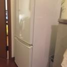 シャープ SJ-S14K 冷蔵庫 135L