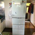 日立 冷蔵庫 古め