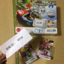 WiiU プレミアムセット32GB(マリオカート8同梱版) + S...