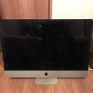 (2013年late 27インチワイド液晶)iMac A1419