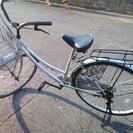 ママチャリ無変速自転車 のれればいい人向け