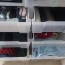 衣類用収納ボックス