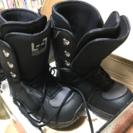 (美品)スノーボードのブーツ
