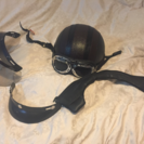 新品 スクーター用ヘルメット
