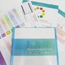 「数秘&カラー」認定コースの受講を募集しています